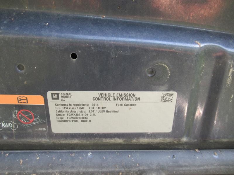 GMC Terrain 2015 price $9,995