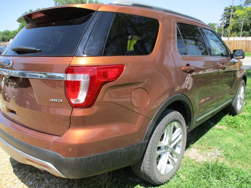 Ford Explorer 2017 price $20,995