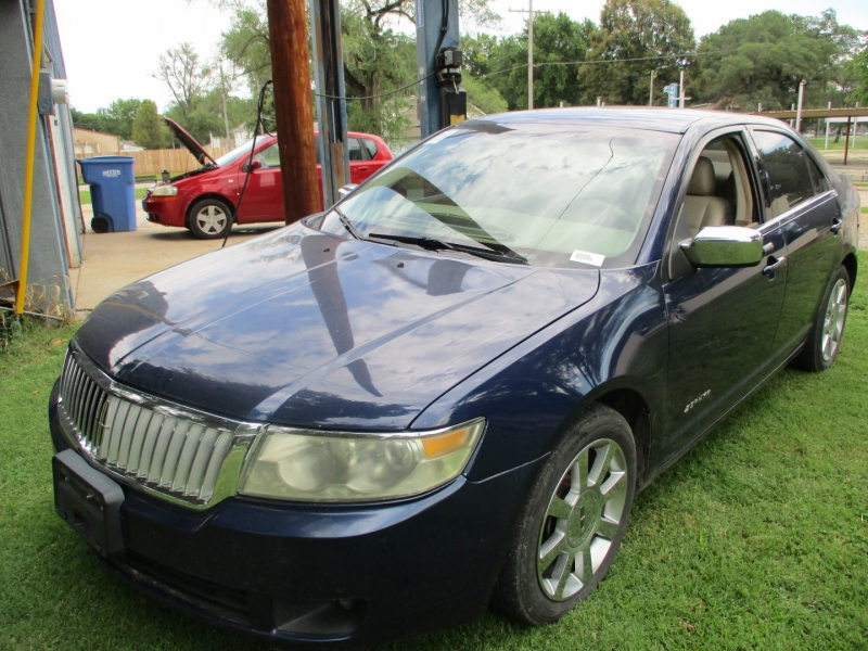 Lincoln Zephyr 2006 price $4,295