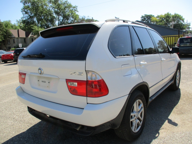 BMW X5 2006 price $5,395