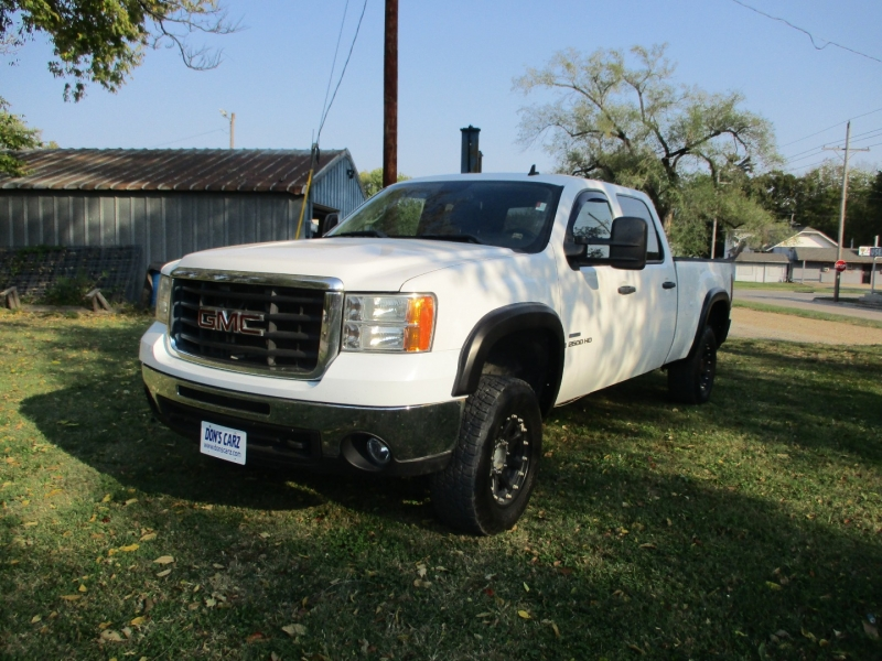 GMC Sierra 2500HD 2009 price $19,195