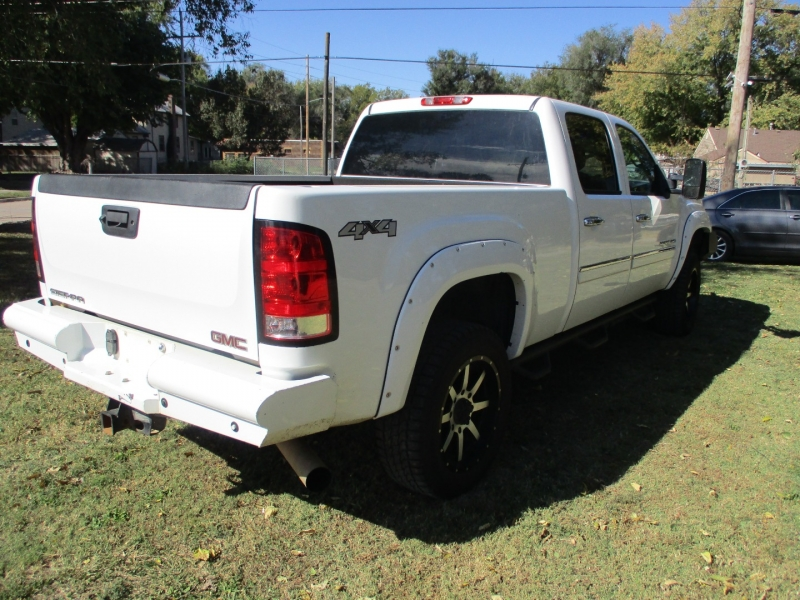 GMC Sierra 2500HD 2012 price $24,995