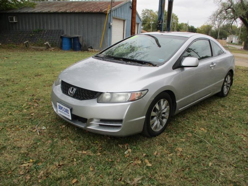 Honda Civic Cpe 2011 price $6,295