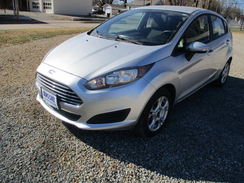 Ford Fiesta 2015 price $6,495
