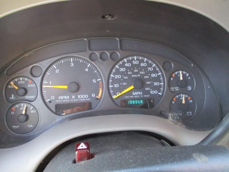 Chevrolet Blazer 1999 price $2,395
