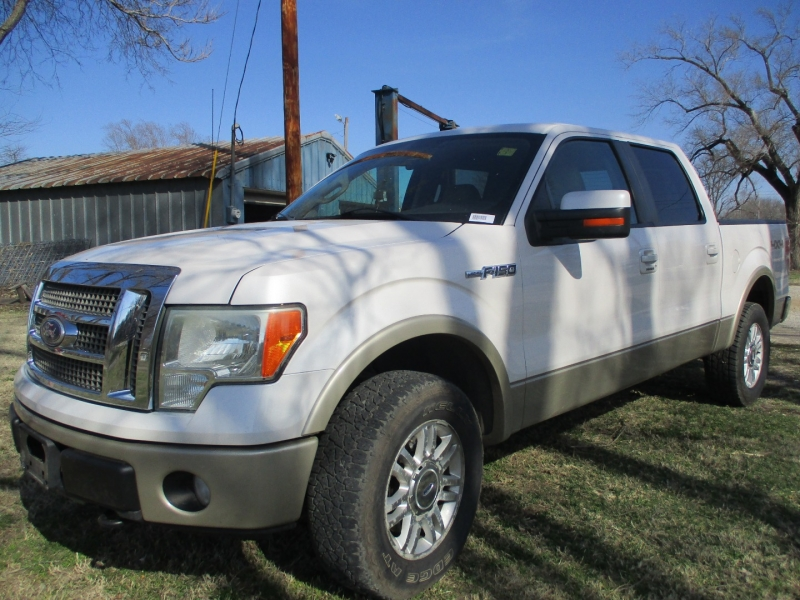 Ford F-150 2010 price $17,295