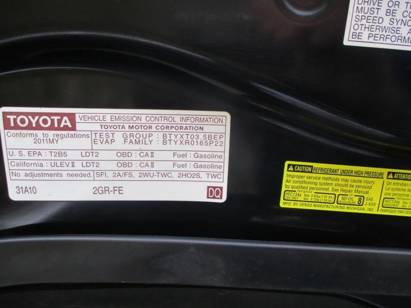 Toyota Highlander 2011 price $11,295