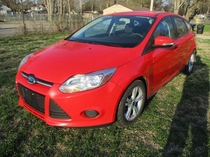 Ford Focus 2014 price $8,295