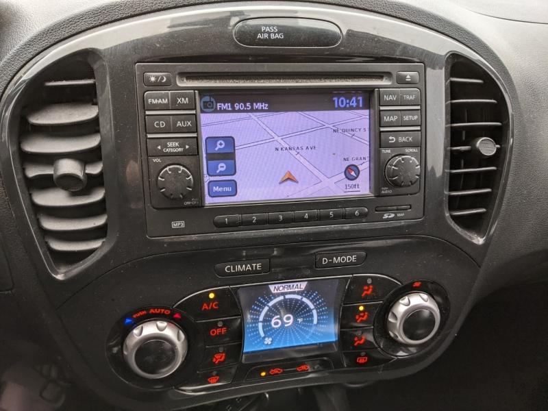 Nissan JUKE 2012 price $9,795
