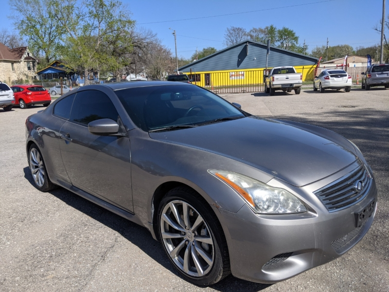 Infiniti G37 Coupe 2009 price $11,295