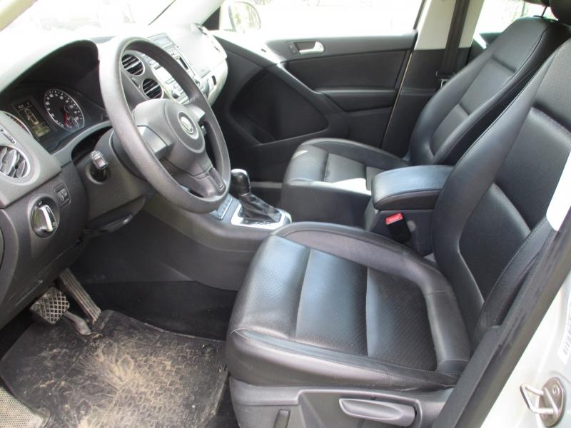 Volkswagen Tiguan 2012 price $9,495