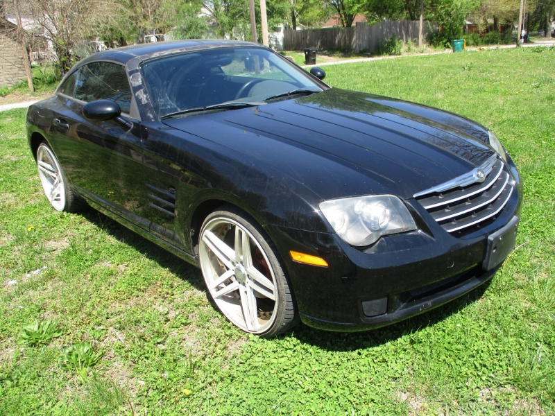 Chrysler Crossfire 2006 price $6,495