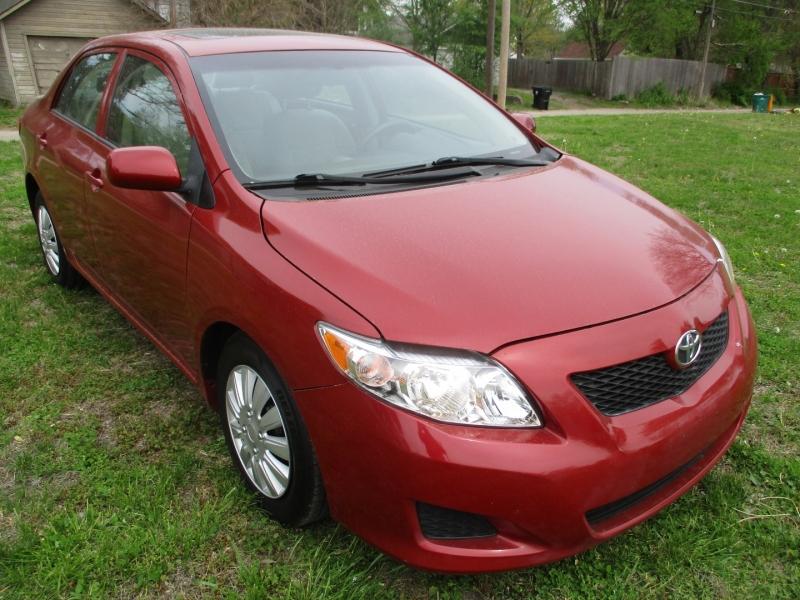 Toyota Corolla 2009 price $5,895