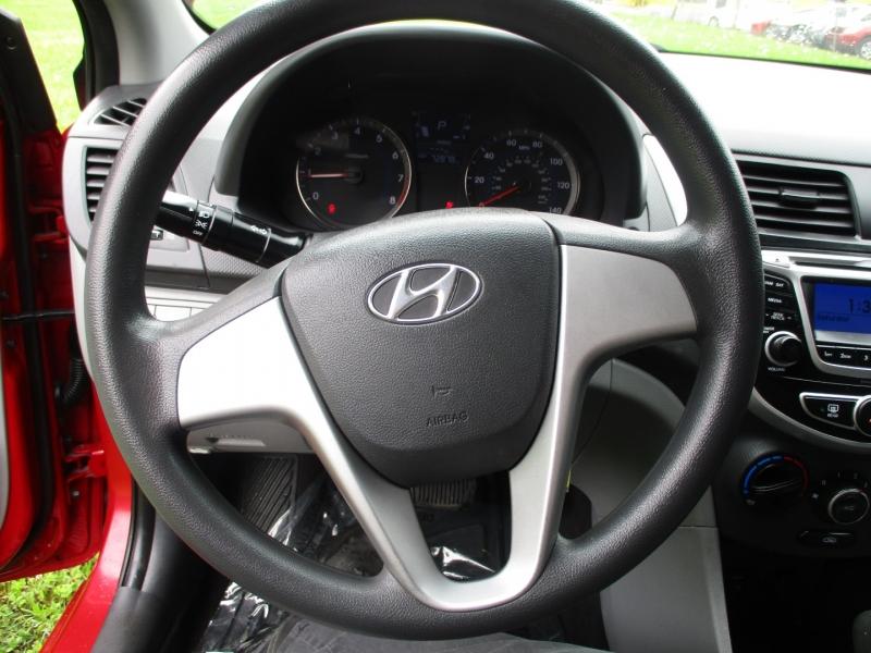 Hyundai Accent 2014 price $8,495