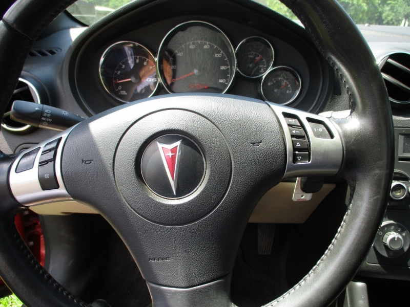 Pontiac G6 2007 price $6,295