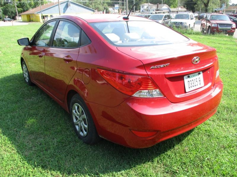Hyundai Accent 2013 price $7,495