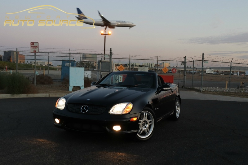 Mercedes-Benz SLK-Class 2002 price SOLD