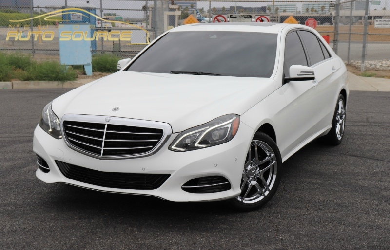 Mercedes-Benz E-Class 2014 price SOLD