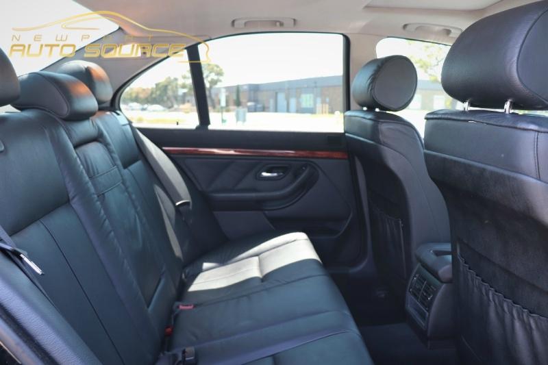 BMW 5-Series 2001 price $9,788