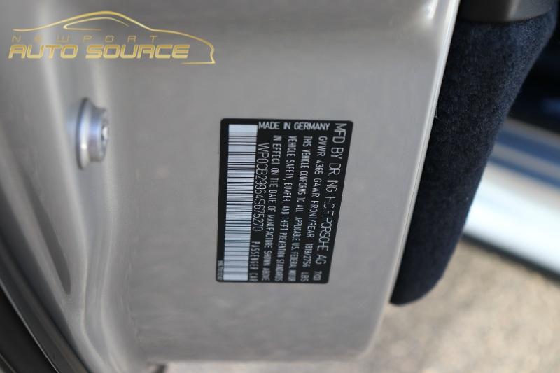 Porsche 911 2004 price $47,888