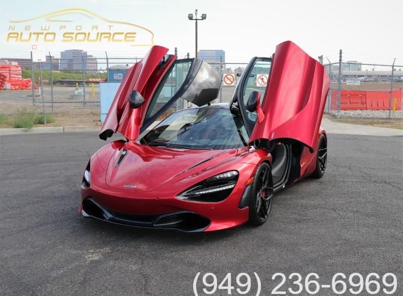 Mclaren 720S 2019 price $287,888