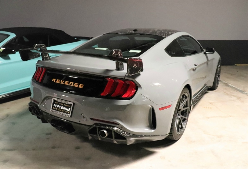 Ford Mustang 2019 price $162,888