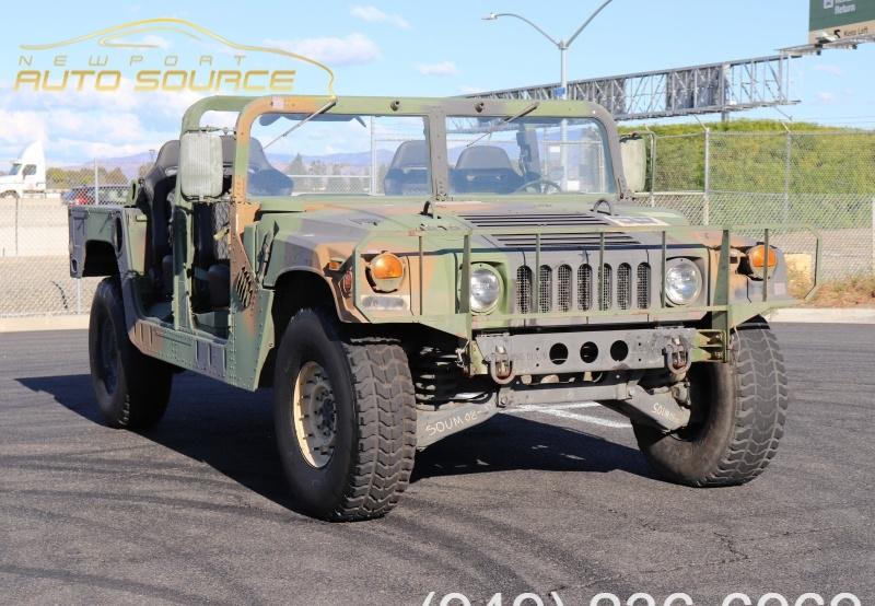 AM General HUMVEE 1995 price $25,888