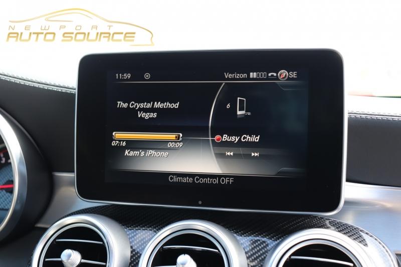 Mercedes-Benz C-Class 2017 price $0