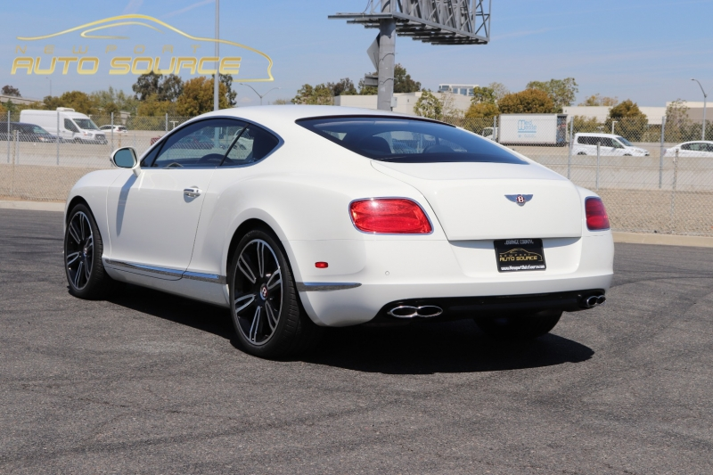 Bentley Continental GT V8 2014 price SOLD