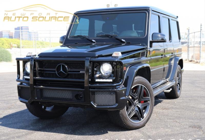 Mercedes-Benz G-Class 2018 price $131,888