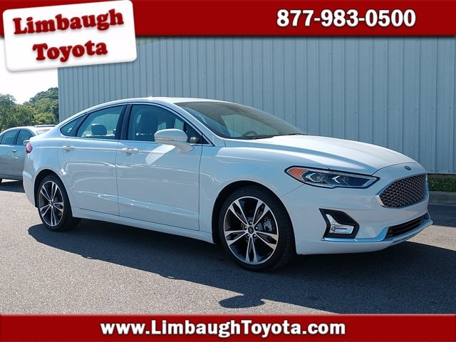 Ford Fusion 2020 price $24,562