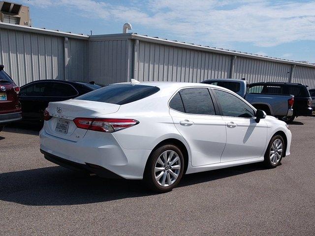 Toyota Camry 2020 price $27,900