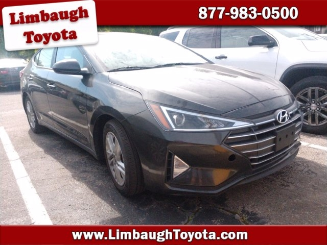 Hyundai Elantra 2020 price $21,900