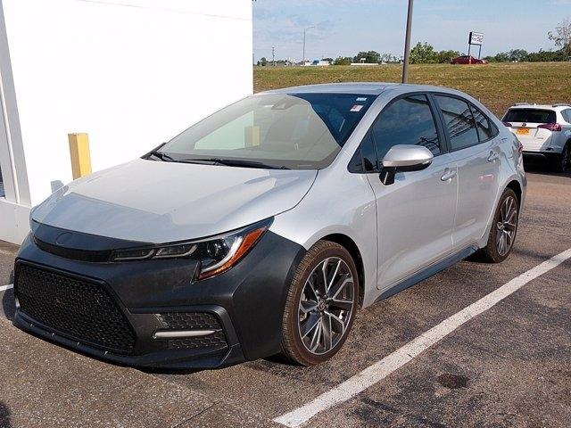 Toyota Corolla 2020 price $22,850