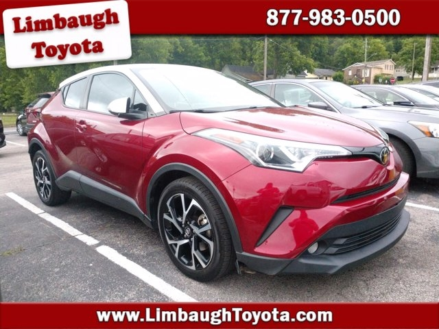 Toyota C-HR 2018 price $24,955