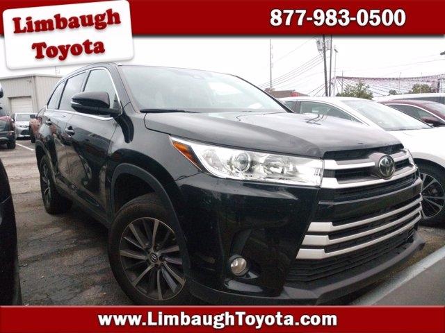 Toyota Highlander 2019 price $39,872