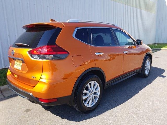 Nissan Rogue 2017 price $20,955