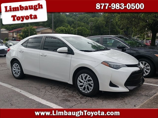 Toyota Corolla 2019 price $22,987