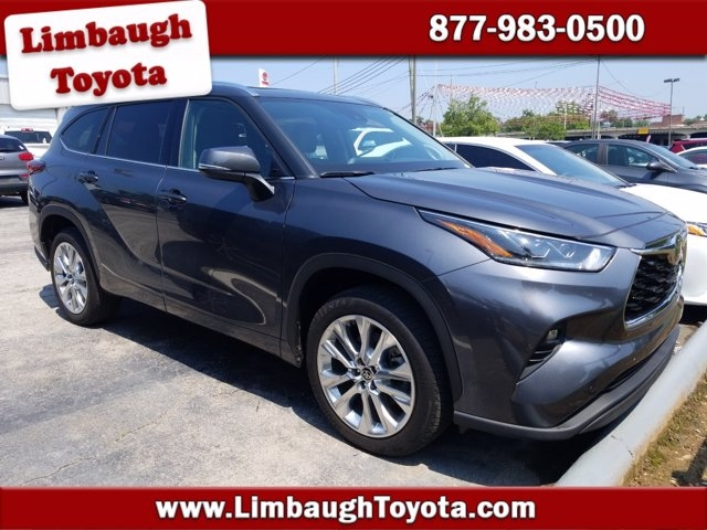 Toyota Highlander 2020 price $46,972