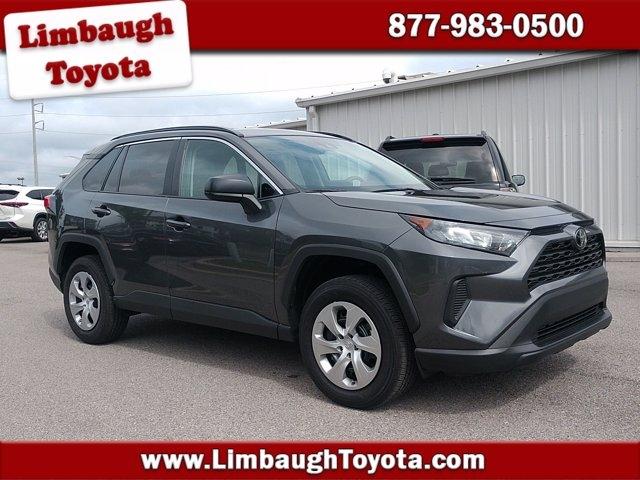 Toyota RAV4 2020 price $31,255
