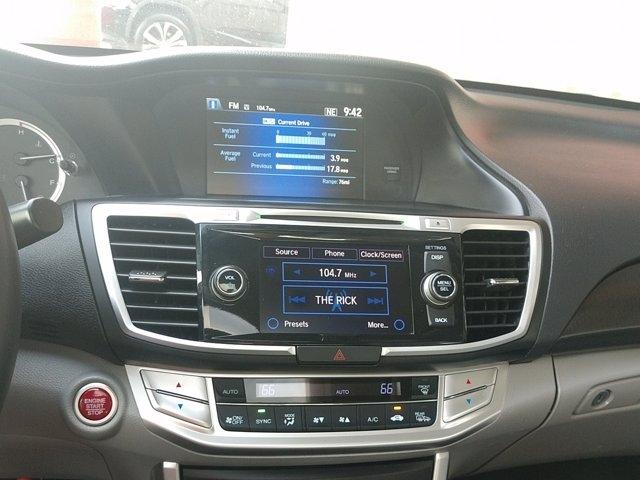 Honda Accord Sedan 2014 price $17,452
