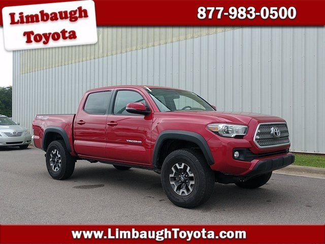 Toyota Tacoma 2017 price $41,955