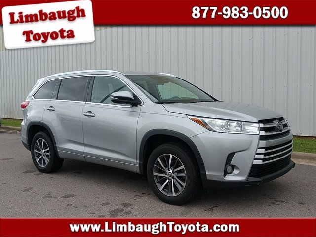 Toyota Highlander 2018 price $36,447