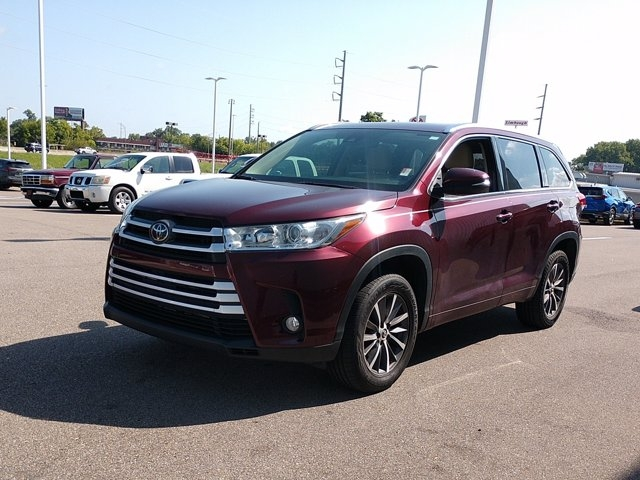 Toyota Highlander 2018 price $36,950