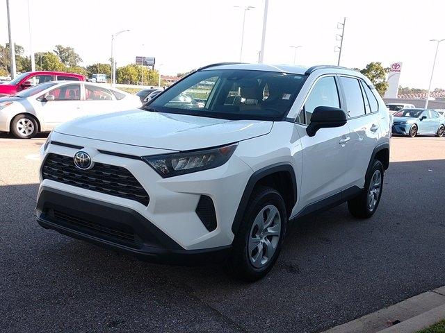 Toyota RAV4 2019 price $27,657