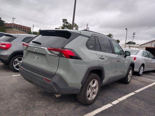 Toyota RAV4 2021 price $33,657