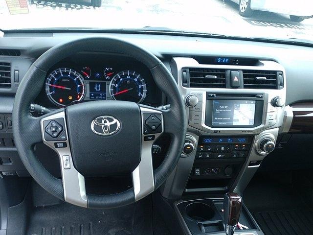 Toyota 4Runner 2019 price $46,955