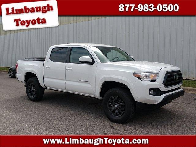 Toyota Tacoma 2021 price $42,655