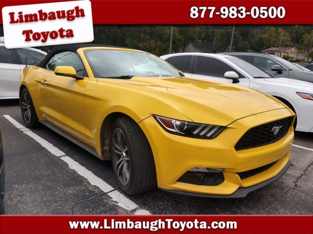 Ford Mustang 2017 price $23,850