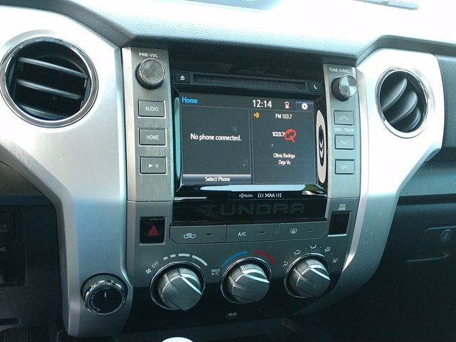 Toyota Tundra 2019 price $48,955